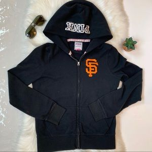 PINK SF Giants MLB Limited Edition Hoodie